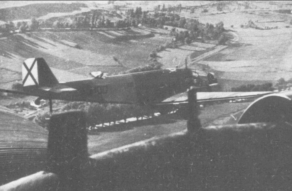 Spanish Civil War: Nationalist Air Force-ju185201033924-jpg