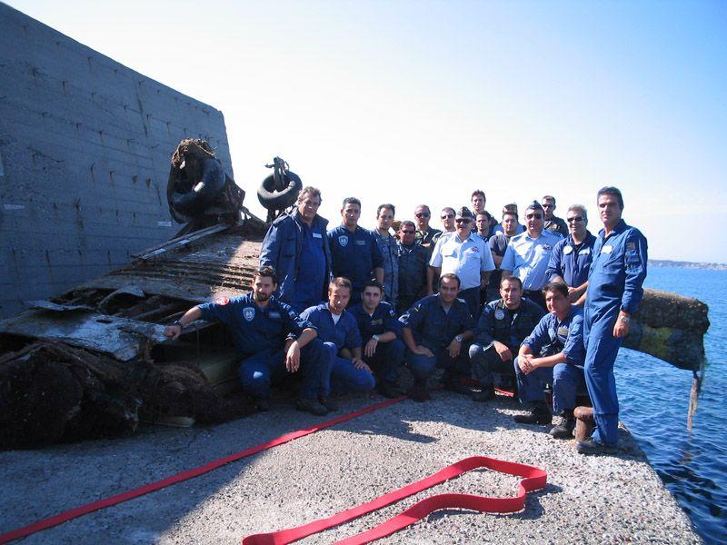 Greek Military Divers Raise Wreckage of German World War II Stuka Bomber From the Sea-ju87b-jpg