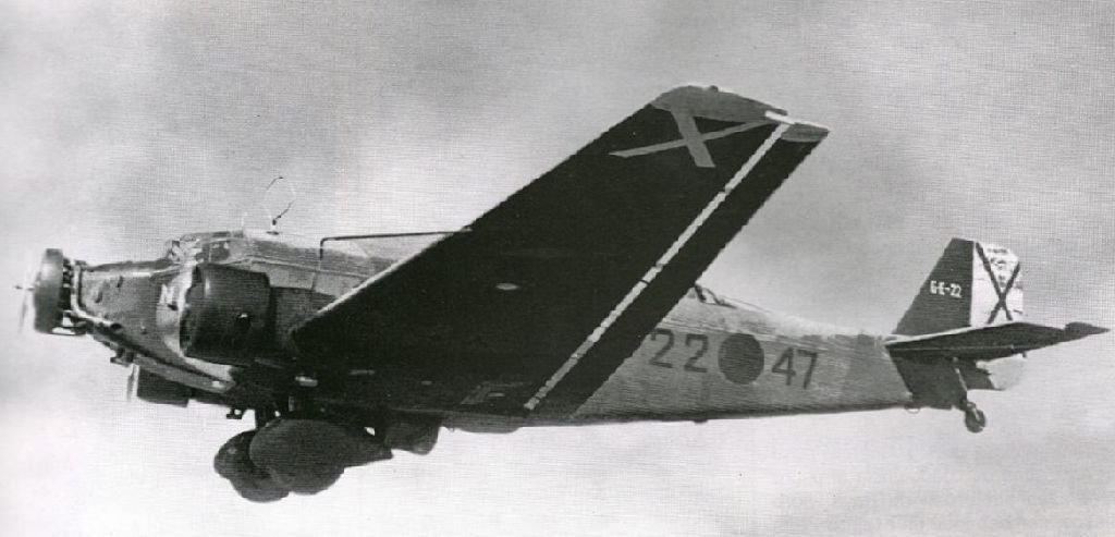 Spanish Civil War: Nationalist Air Force-junkers-20ju-52-20004-jpg