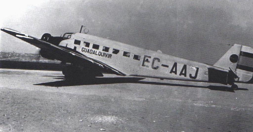 Spanish Civil War: Nationalist Air Force-junkers-20ju-52-20005-jpg