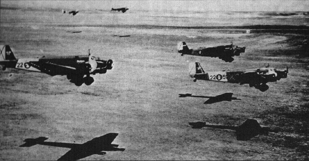 Spanish Civil War: Nationalist Air Force-junkers-20ju-52-20006-jpg
