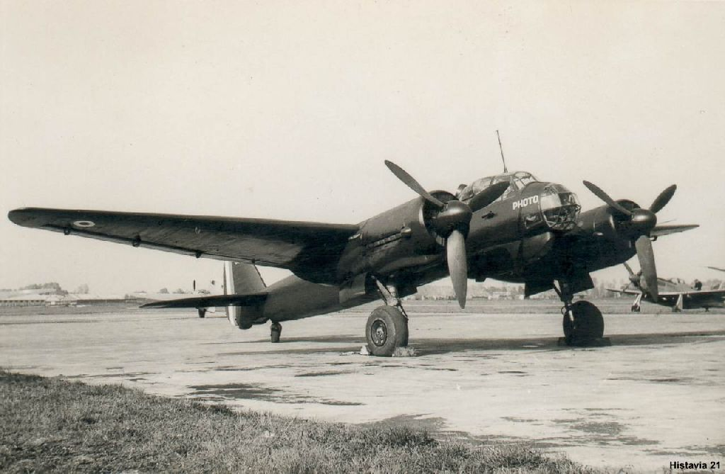 Armee de�l Air after the WWII: Colonial Conflicts-junkers-ju-88-francia-001.jpg