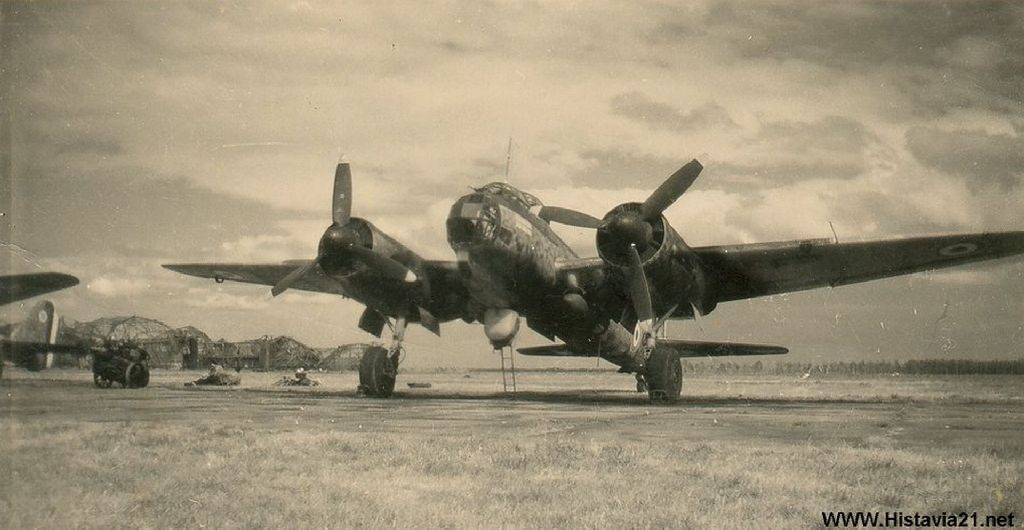 Armee de�l Air after the WWII: Colonial Conflicts-junkers-ju-88-francia-002.jpg