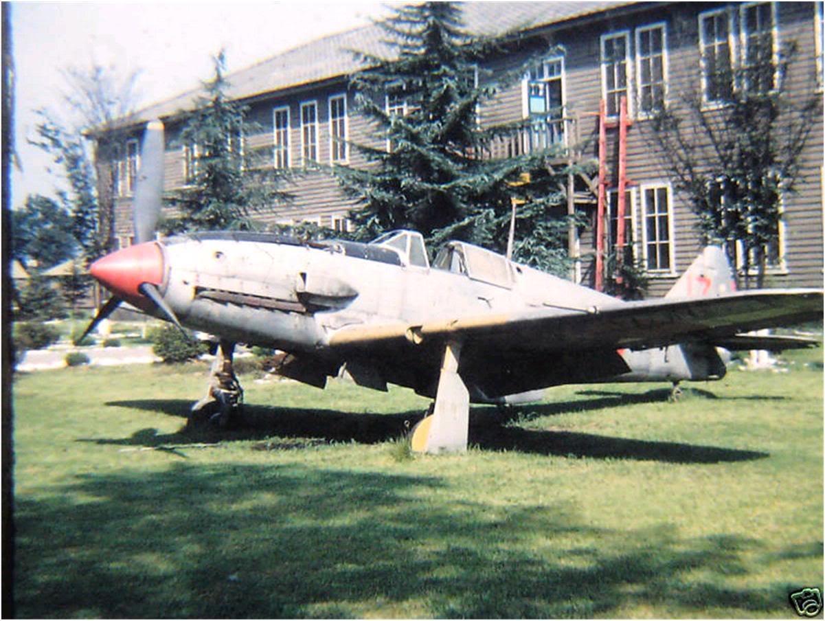 Kawasaki Ki-61 Hien    Tony Captured
