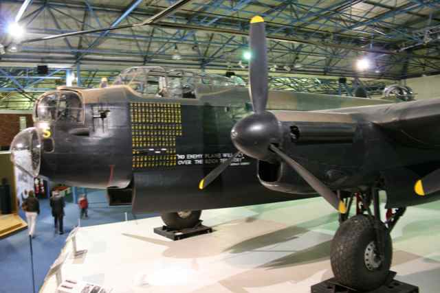Royal Air Force Museum, Hendon-lanc.jpg