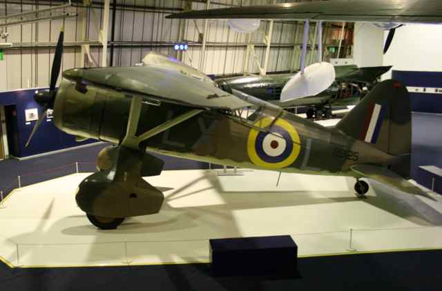 Royal Air Force Museum, Hendon-lizzie.jpg