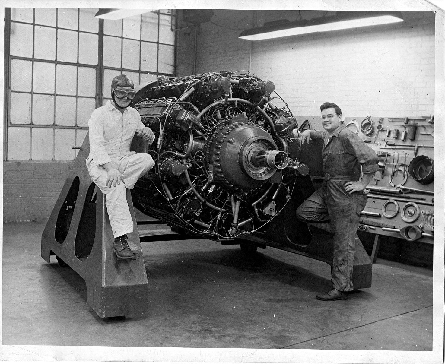 Engine Design Gone Wild! Lycoming R-7755 | Aircraft of World