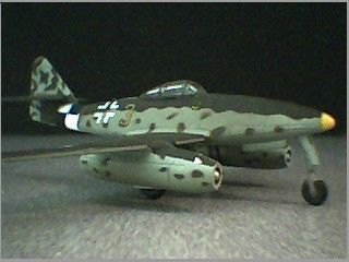 Miniature aircraft models-262front-rightprofile-jpg