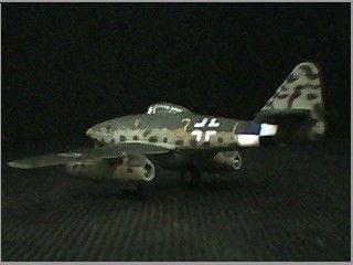 Miniature aircraft models-262rearveiw-jpg