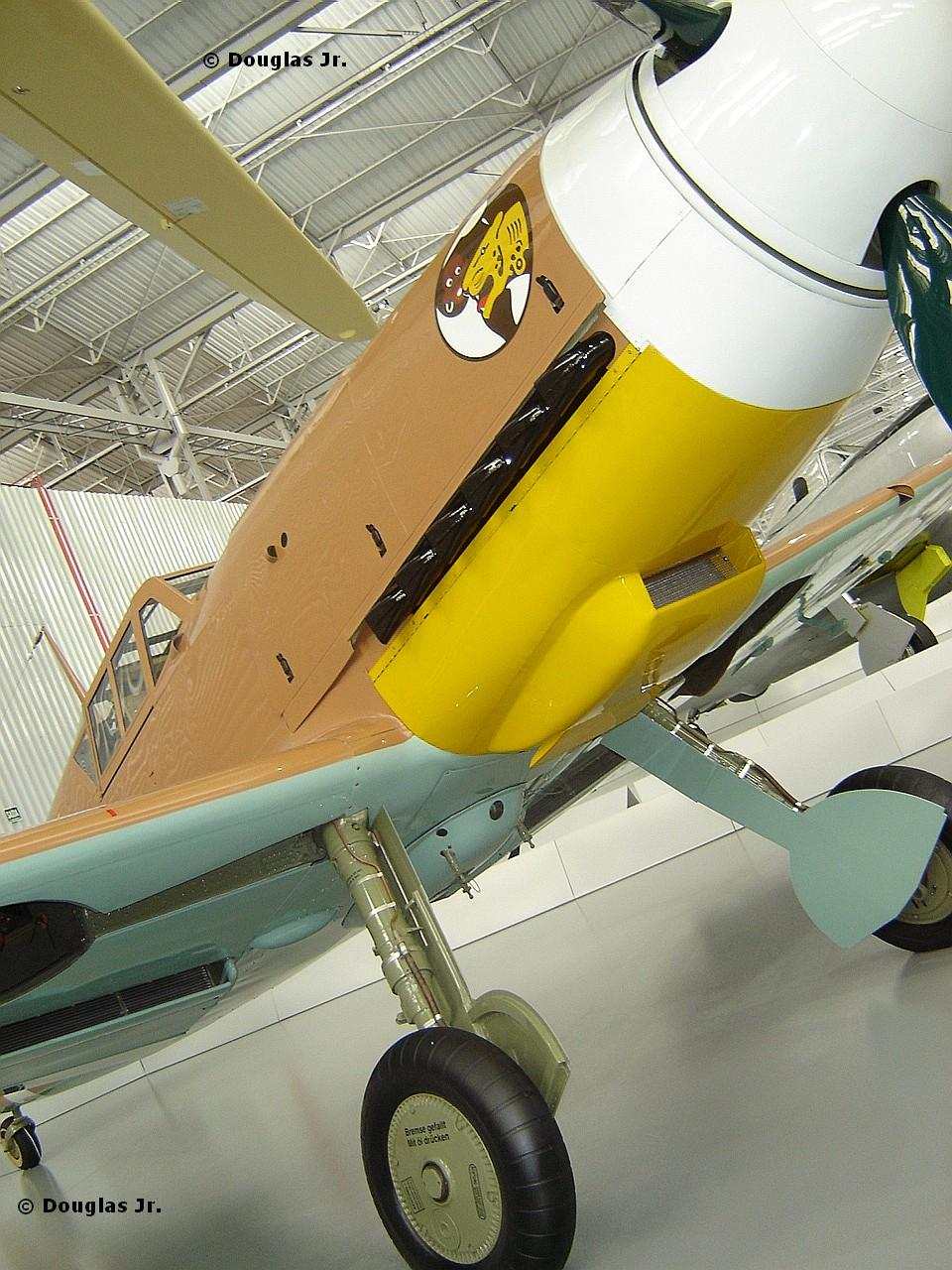 """Wings of a Dream"" - Brazilian Aviation Museum-me109-4.jpg"