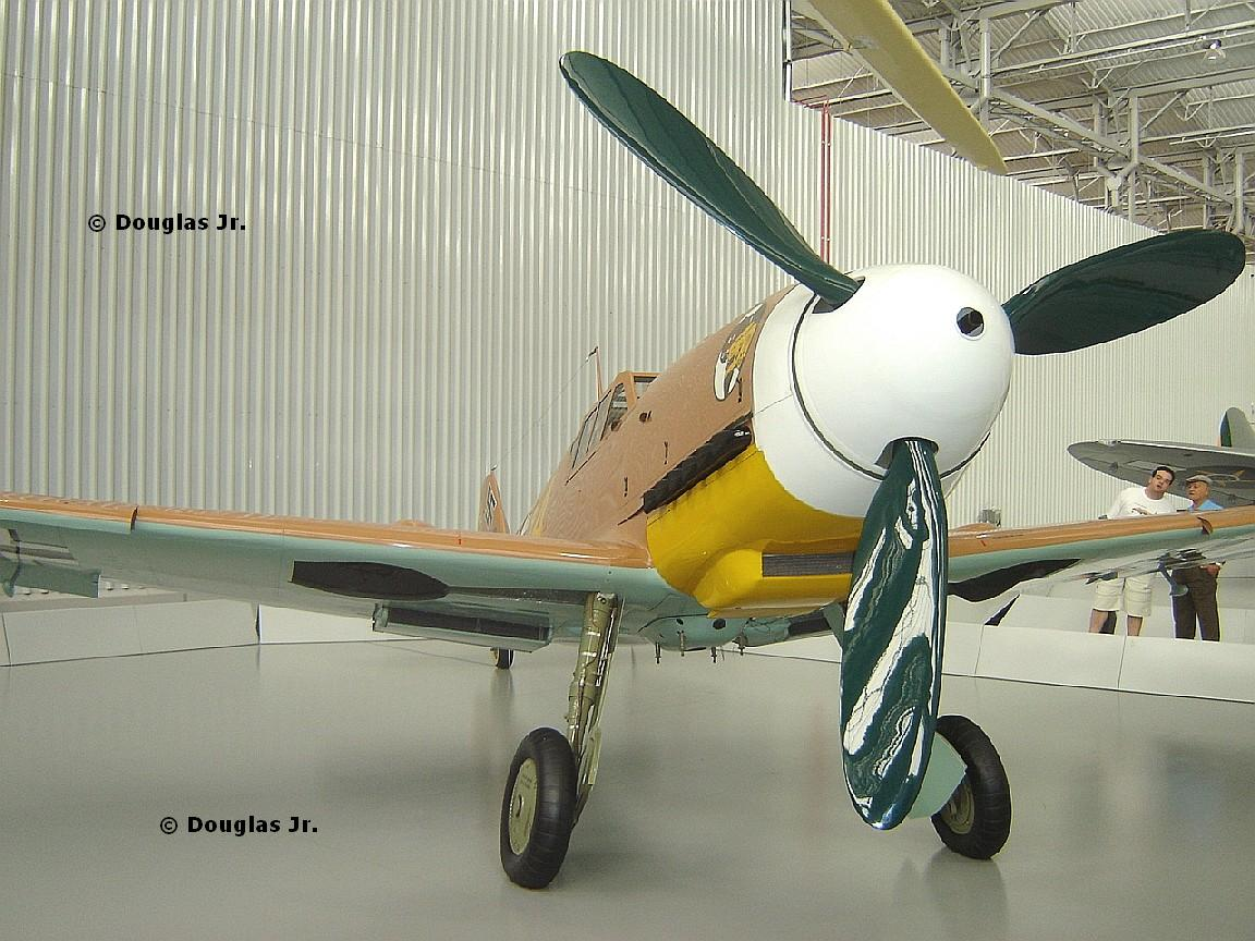 """Wings of a Dream"" - Brazilian Aviation Museum-me109-5.jpg"