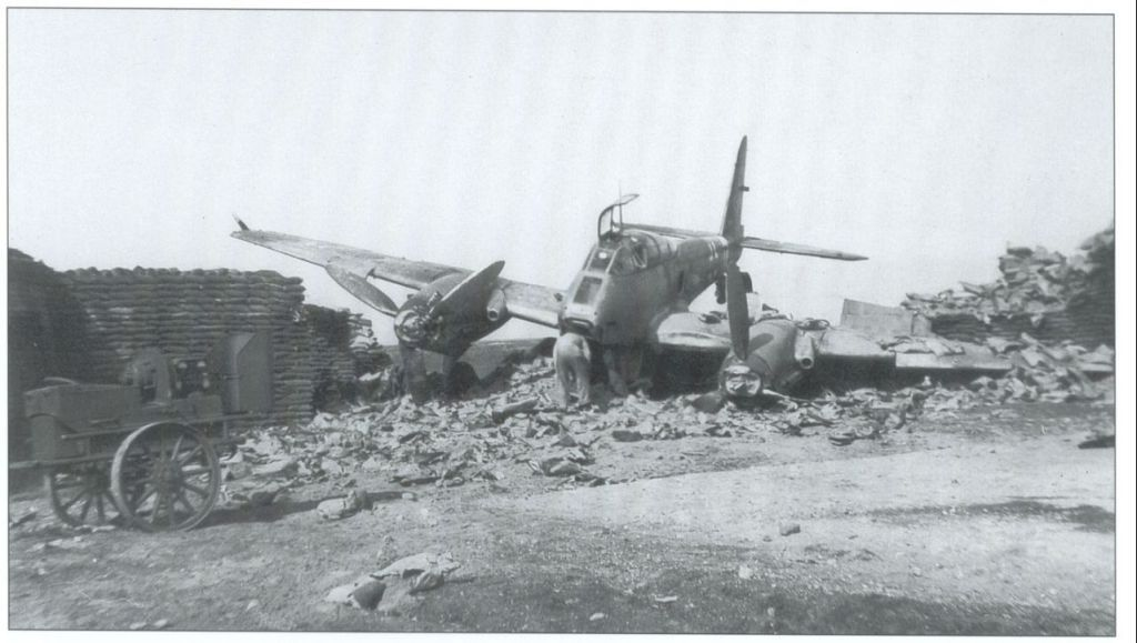Accidents and losses-messerschmitt-410-hornisse-001-jpg