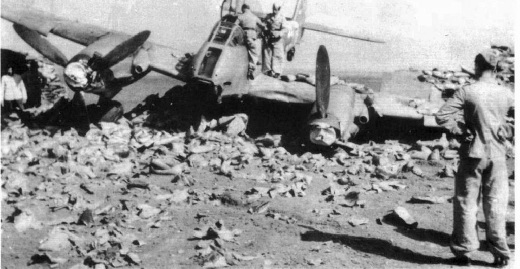 Accidents and losses-messerschmitt-410-hornisse-002-jpg
