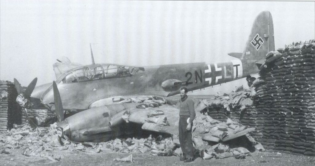 Accidents and losses-messerschmitt-410-hornisse-003-jpg