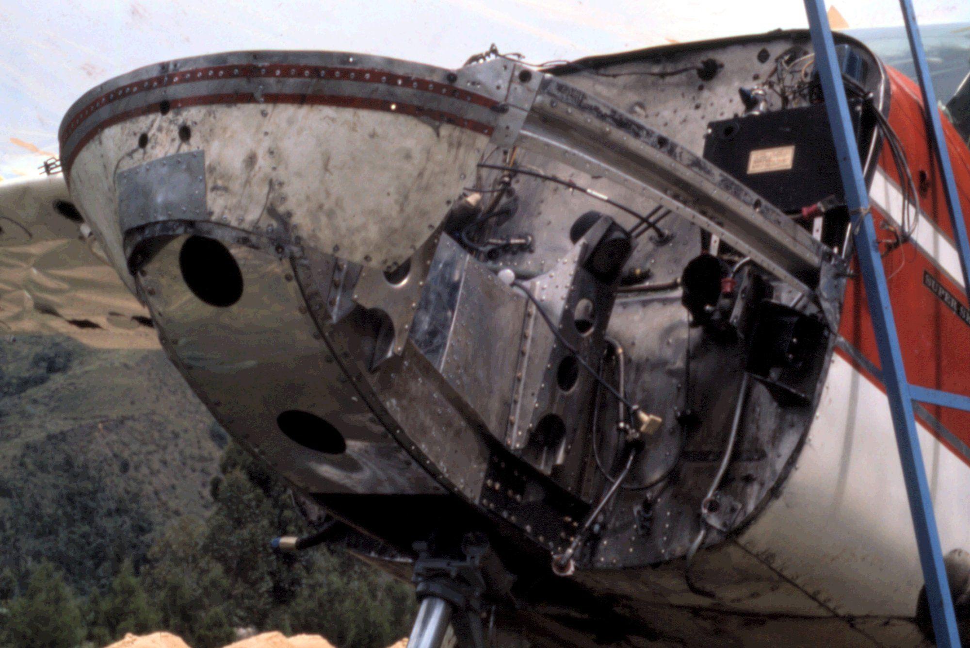 Aircraft repair during WW2 | Aircraft of World War II
