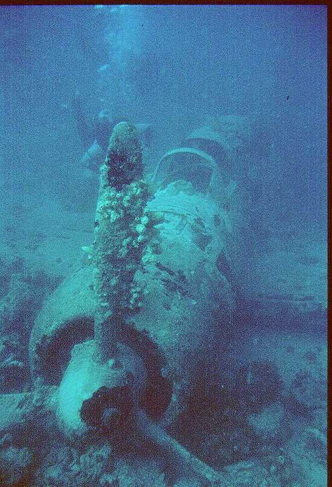 Shot Down Planes Underwater-nakajima_underwater_117-jpg