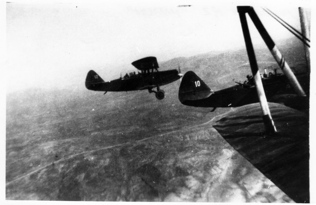 Spanish Civil War Republican Light Bombers and reconnaissance aircrafts-natachasenvueloir1.jpg