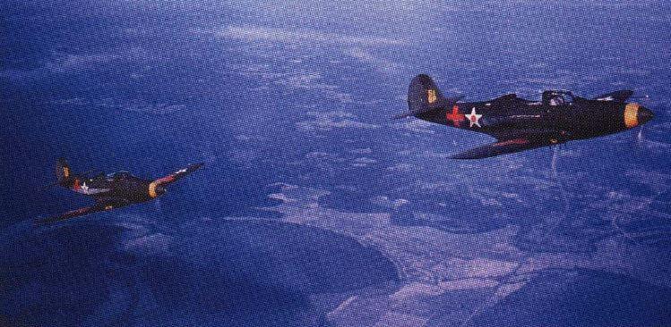 P-39Ds -8thPG Carolina Maneuvers '41.JPG