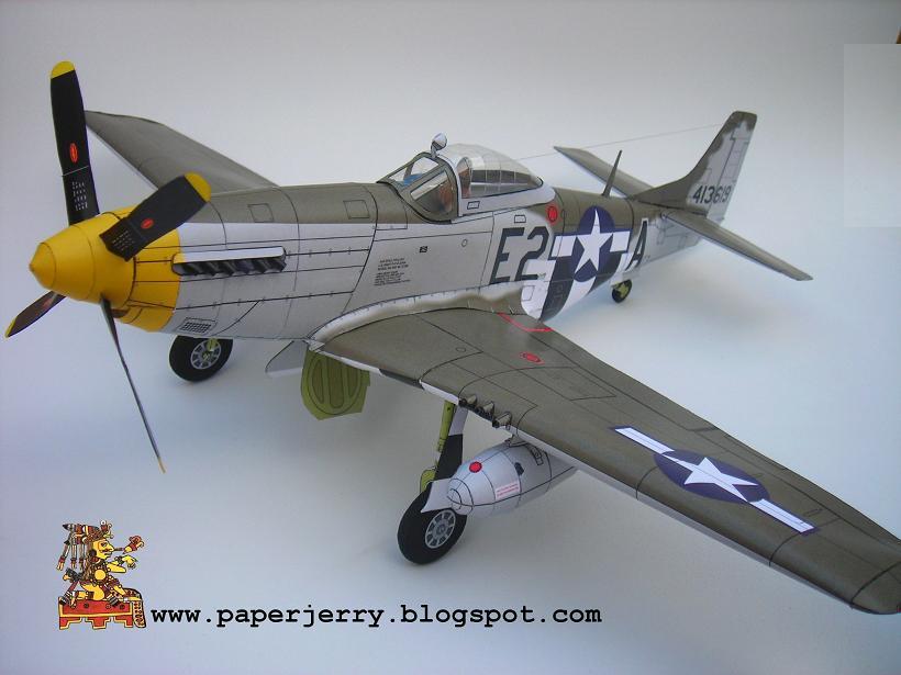 BF 109 Paper Model 1/33-51-modelart-1-jpg