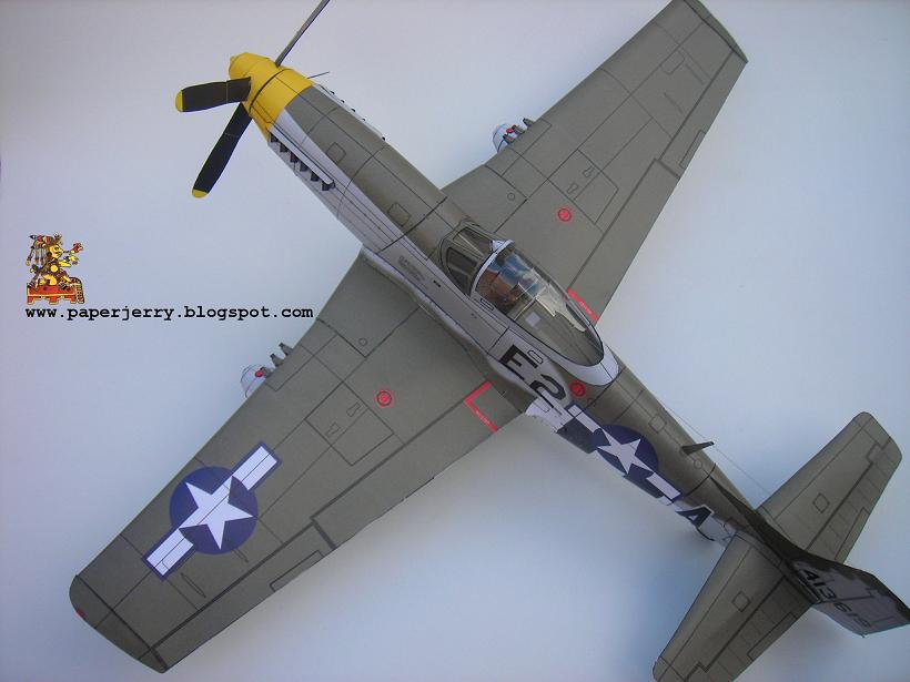 BF 109 Paper Model 1/33-51-modelart-3-jpg