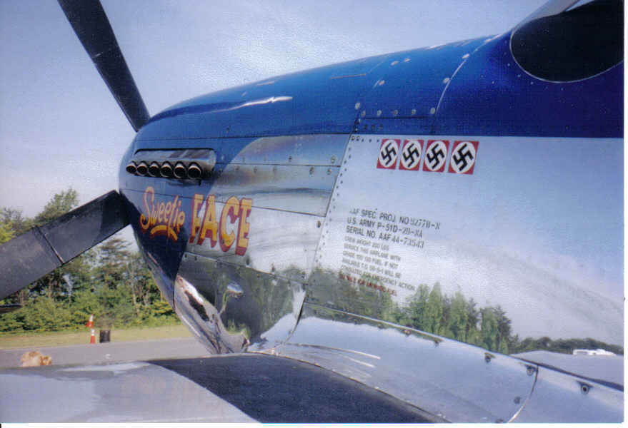 Plane Nose  on Airplane Nose Art     Yellow Bullet Forums