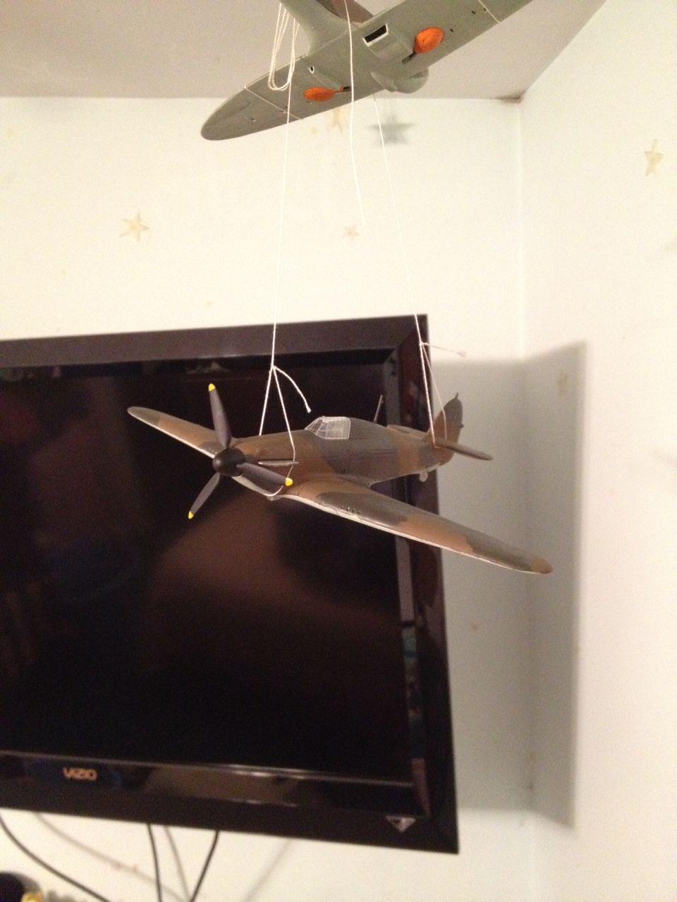Spitfire Mk.1 painting..-photo-5-jpg