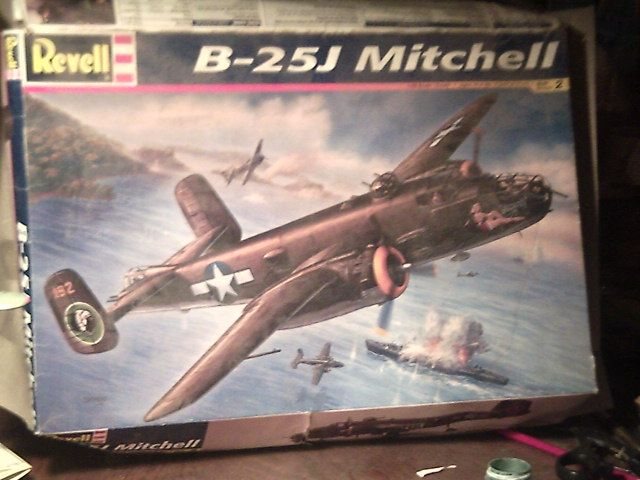 **** DONE: 1/48 RAF B-25J Mitchell - Aircraft in Foreign Service GB-pict0036.jpg
