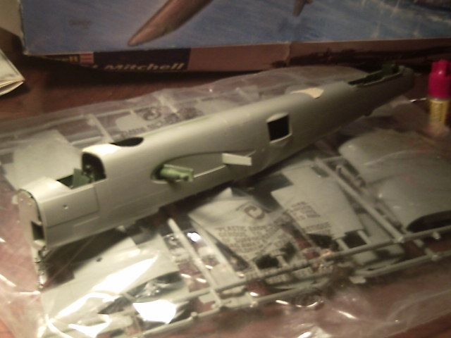 **** DONE: 1/48 RAF B-25J Mitchell - Aircraft in Foreign Service GB-pict0037.jpg