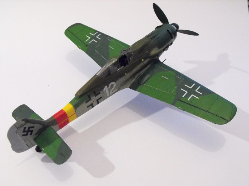 **** FINISHED: 1/48 Fw190 D-9 white 12 Jg301 - Your Favorite Aircraft of All Time GB-picture-294.jpg