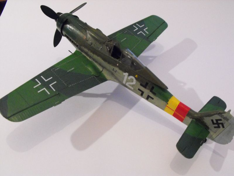 **** FINISHED: 1/48 Fw190 D-9 white 12 Jg301 - Your Favorite Aircraft of All Time GB-picture-298.jpg