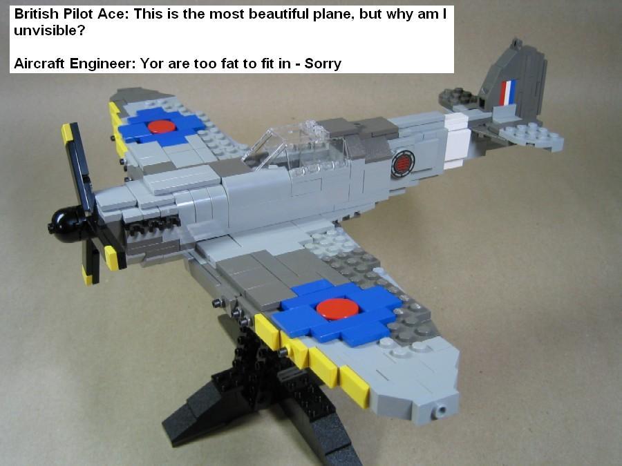 Lego P 51 Mustang Ww2aircraft Forums