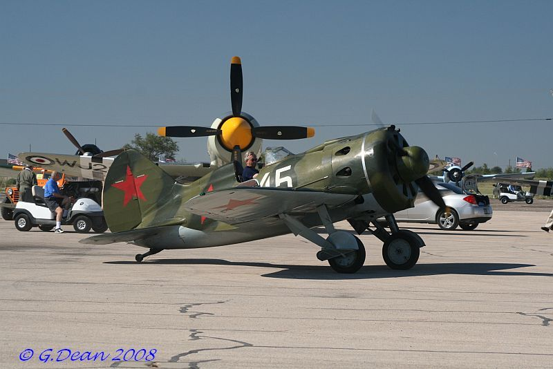 Polikarpov Fighters (Pic heavy)-pol6.jpg
