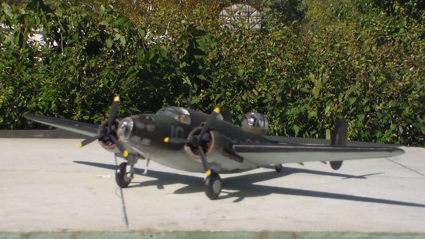 Airfix 1/72 Hudson Bomber | Aircraft of World War II