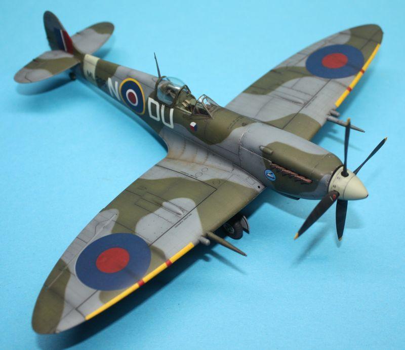 Spitfire Mk Ix C 1 48 Eduard Aircraft Of World War Ii Ww2aircraft Net Forums