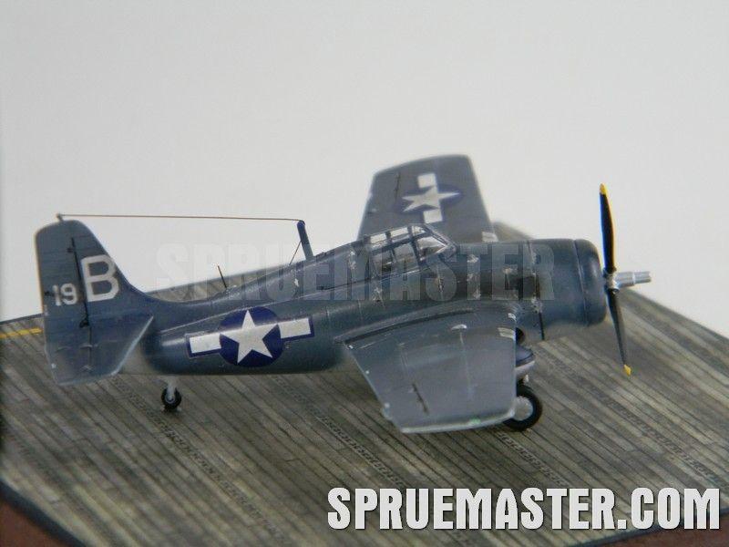 FM-2 Wildcat - SWEET 1/144   Aircraft of World War II