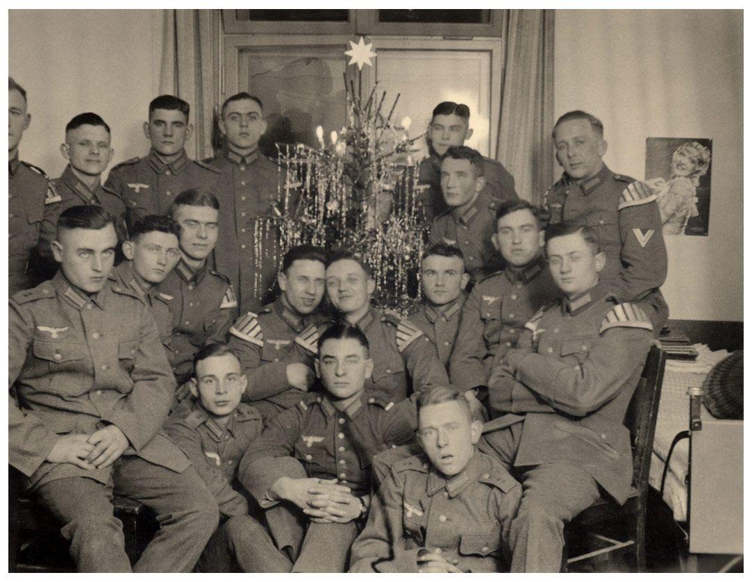 Ww2 Christmas Day.Christmas In World War Ii Aircraft Of World War Ii