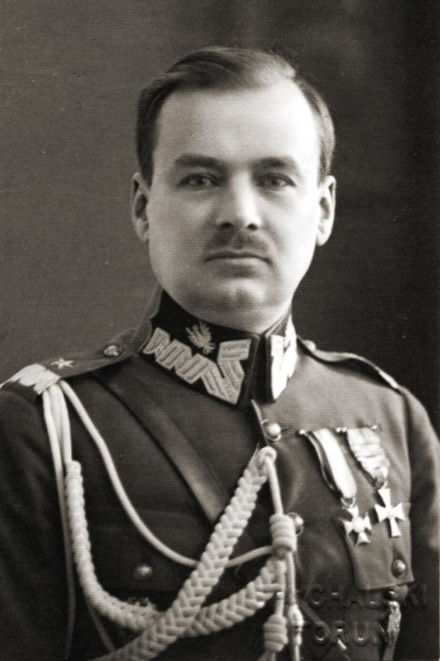 General Wiktor Thommée (1881-1962), the Commander of the