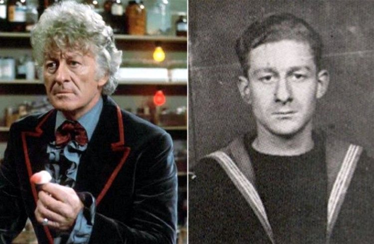 Image result for jon pertwee ww2
